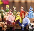 Anime 12pcs set New Sofia the first Princess PVC Action Figure Collectible Model Toy Doll Kids