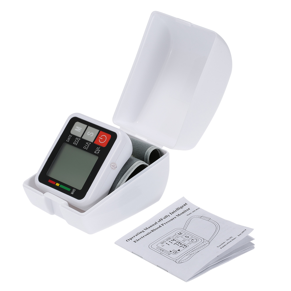 intelli sense blood pressure monitor manual