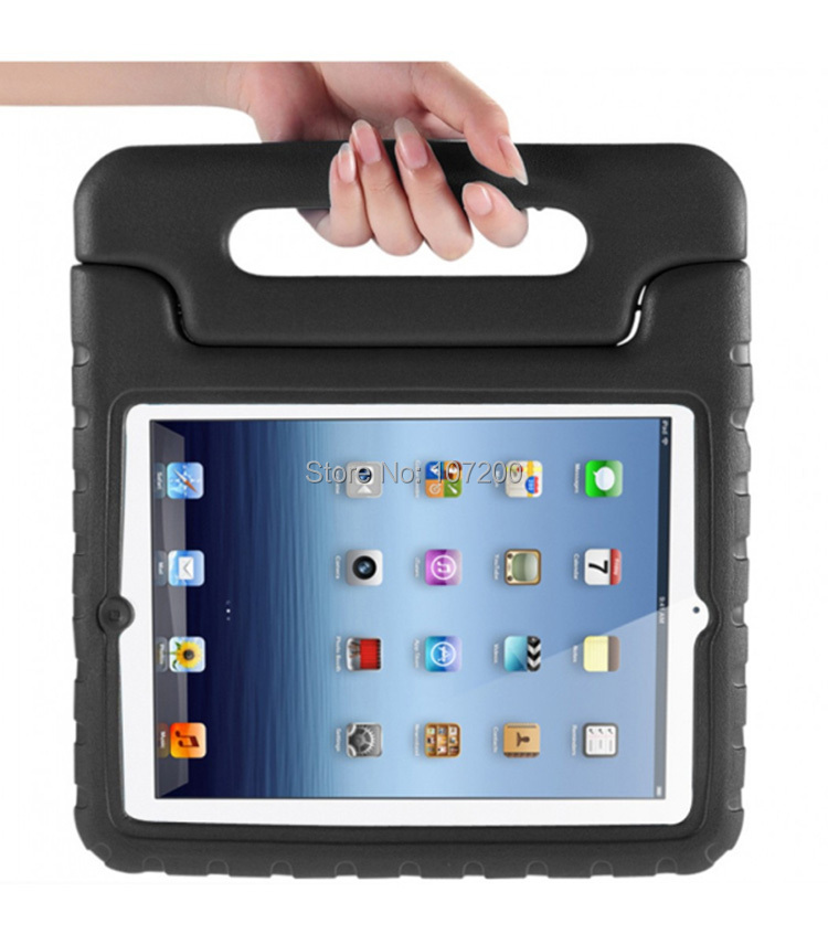Tablet Cases portable Stand Design EVA ipad4 3 2 Smart Covers anti fall antiskid,color - Lino Electronics Mall store