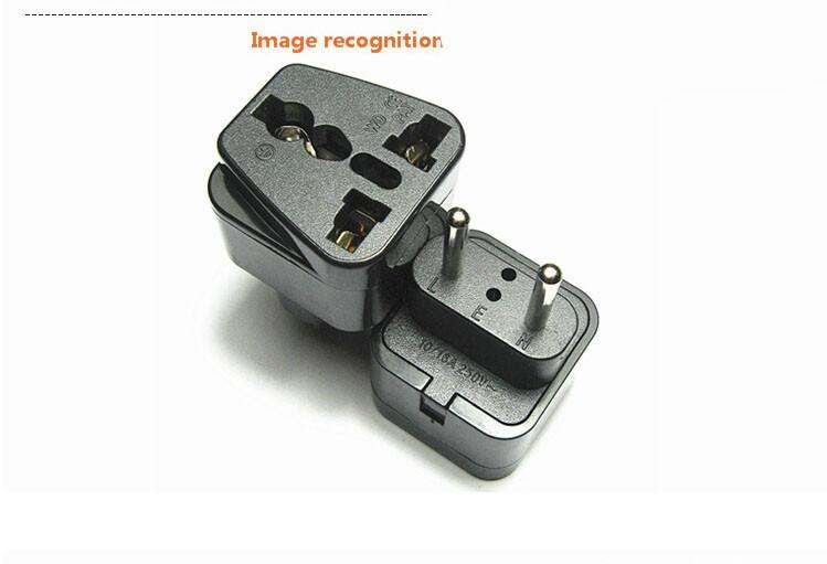 Электрическая вилка Adapter Usb tomada