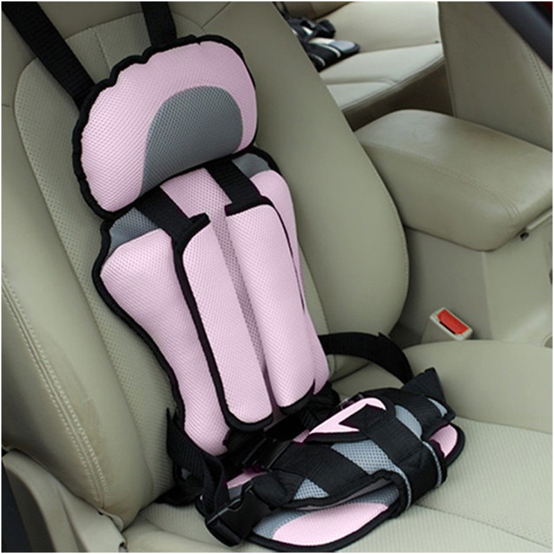 Brand New Car Safety Seats Kids Safety Thickening Cotton Adjustable Children Car Seat Infant Car Seats Child Seat for Cars Gifts(China (Mainland))