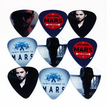 10pcs 0.71mm 30 seconds to mars RB two side earrings pick DIY design guitar accessries pick guitar picks