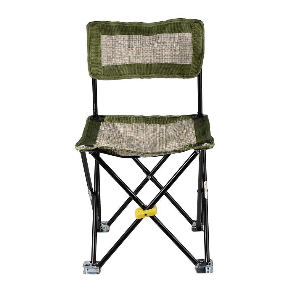 Portable Fishing Chair Folding Outdoor Activities Seat BBQ