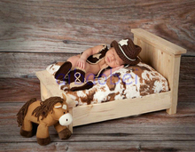 Newborn Baby Boy Unisex Cowboy Set Hat Vest boots Baby Photography Prop Crochet Knitted Costume(China (Mainland))