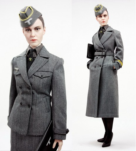 1/6 Figure doll WWII German female civil servants officer uniforms.12 action figures doll.Collectible figure Model toy gift<br><br>Aliexpress