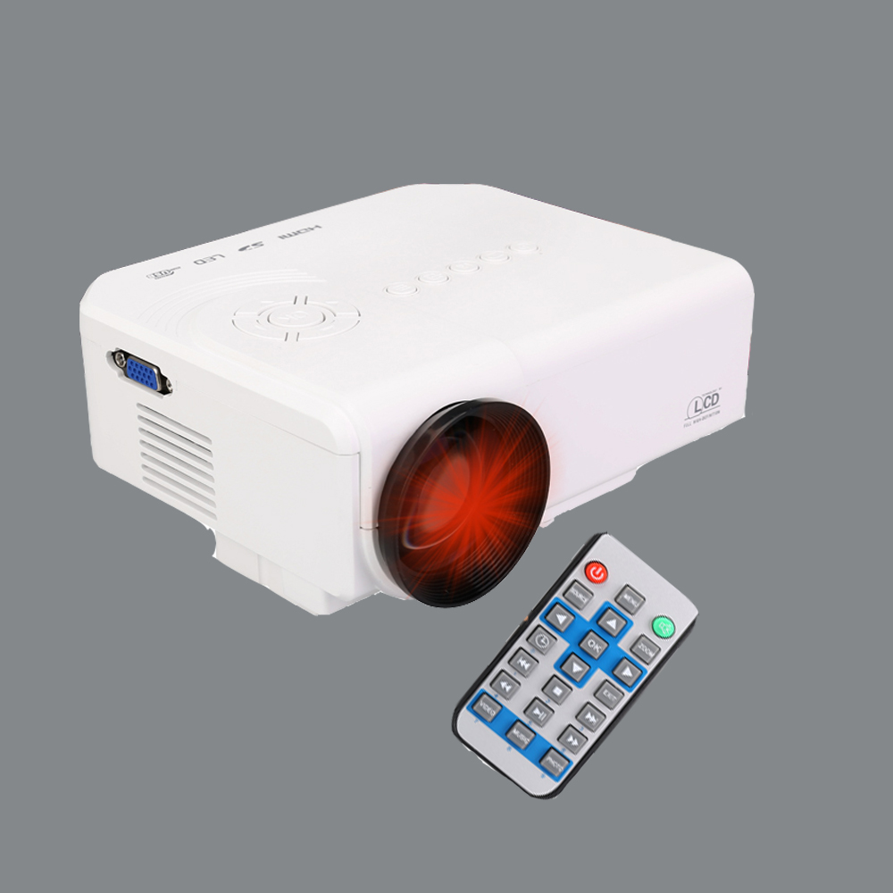 M3 Mini Handheld LED Home Theater Projector 850 Lumens Mini Projector Portable Phone TV With USB SD AV HDMI For Home Movie Game(China (Mainland))