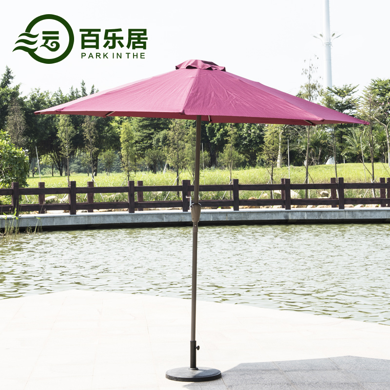 Outdoor advertising umbrella 3 m stall beach tent folding column large patio umbrellas<br><br>Aliexpress