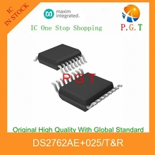 Original DS2762AE+025/T&R IC MON BATT LI-ION 16-TSSOP battery management IC(China (Mainland))