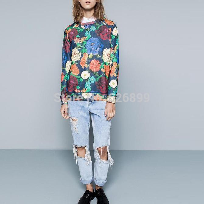 Женские толстовки и Кофты Vogue o EE37 женские толстовки и кофты brand new o 10011 casusal hoodies