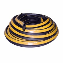 3m P type car door rubber seal strip weatherstrip sound insulation noise proofing Fit For Car Truck Motor Door(China (Mainland))
