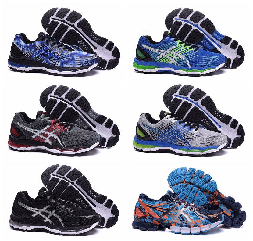 asics gel nimbus 17 colors