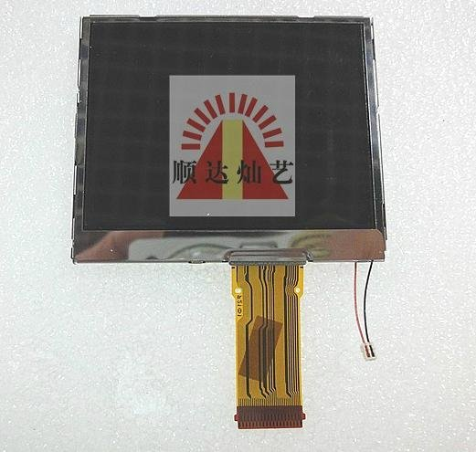 Free ship,Original Digital Camera LCD Screen Display for SANYO VPC - S60 S70 S7 kodak P712 C875 LCD(China (Mainland))