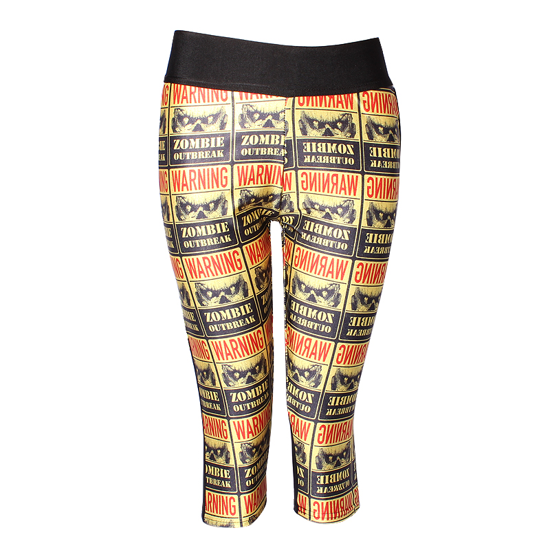 Patterned Capri Pants Women Promotion-Shop for Promotional ...
