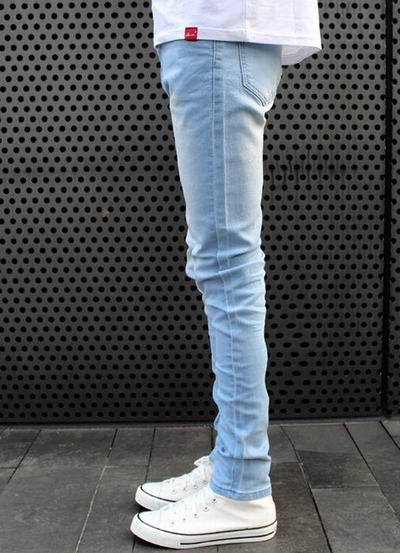 Free shipping! fashion hot style spring autumn men skinny ...