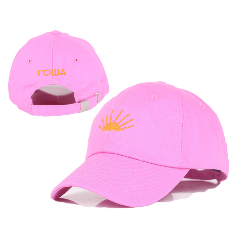 gosh cap rare hockey Sun embroidery 6 Panel casquette de marque de luxe men snapback hat Russia gosha wholesale hats cappello(China (Mainland))