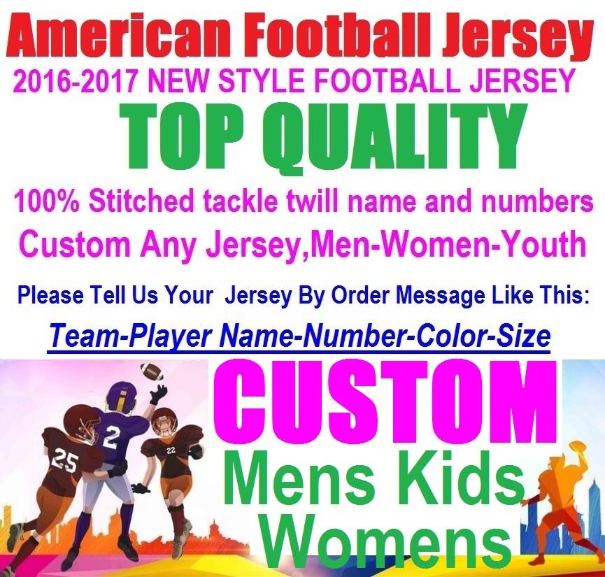 American Football Jerseys andy dalton aj green vontaze burfict tyler eifert Tyler Boyd Jeremy Hill Michael Johnson Custom Jersey(China (Mainland))