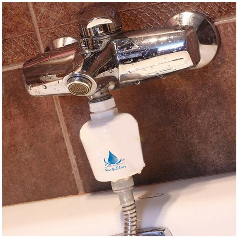 Kitchen Water Tap Clean Softener Remove Home Shower Faucet Filter Purifier Head#54787(China (Mainland))