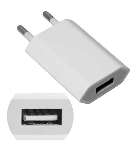 EU Plug 5V 1A 5W USB Power Adapter AC Wall Travel Original Mobile phone Charger for iPod for iPhone 4 4s 5 5c 5s 6 Plus iPad(China (Mainland))