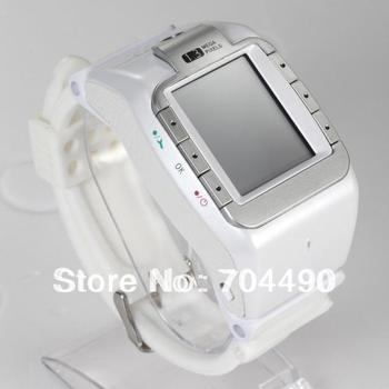 Fashion Watches mobile N388 Wristwatch phone Beautiful New gift  Hot products Camera Ebook MP3 MP4 Bluetooth Free shipping