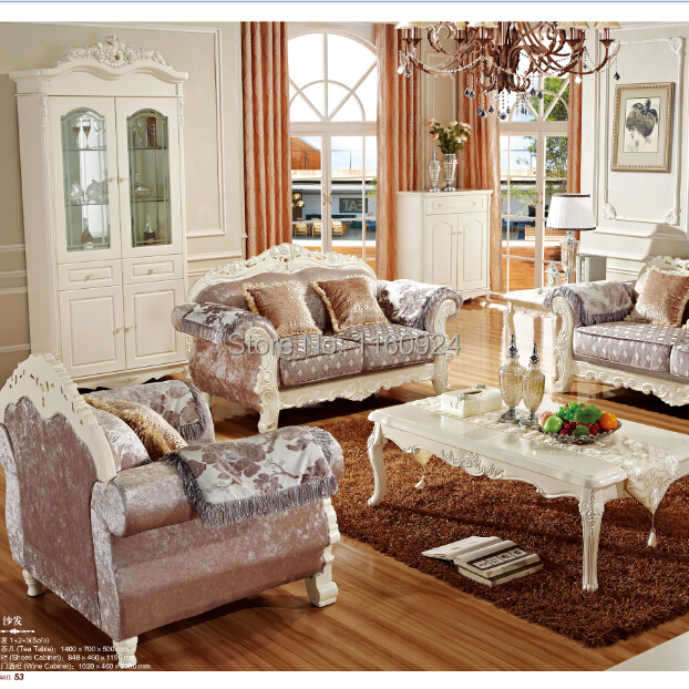 Stylish furniture living room suite 4 cases including 1 for Living room suites furniture