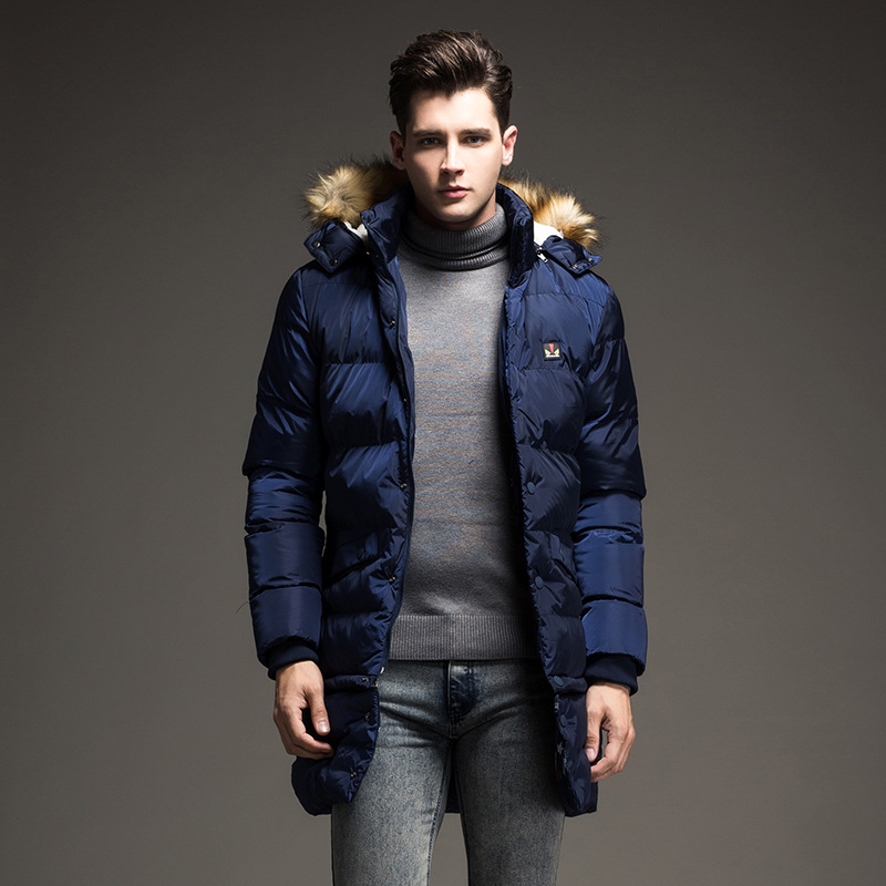 Hoodie with Fur Hood for Men Promotion-Shop for Promotional Hoodie