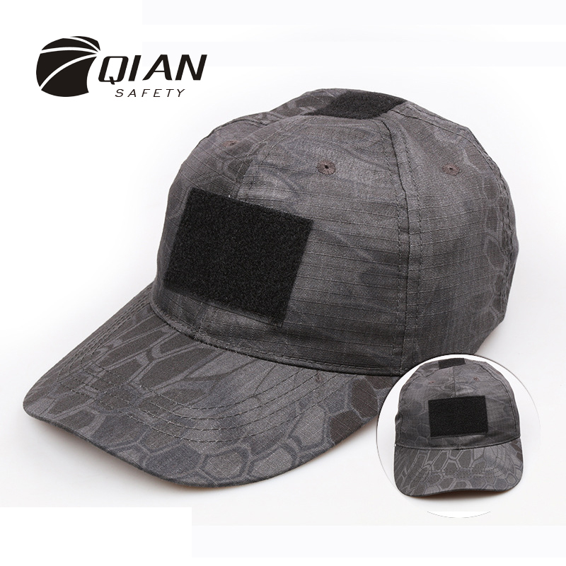 QIAN SAFETY Camouflage Baseball Cap Train Tactical Hat Visor Outdoor Sports Sunshade Hats Live CS Army Equipment High Quality(China (Mainland))
