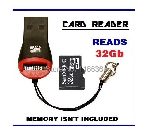1x USB card readers memory stick micro sd TF M2 reads 2gb 4gb 8gb 16gb 32gb class 10 key holder adapter adaptor(China (Mainland))