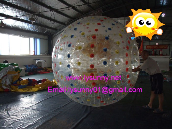 TPU zorb ball ,zorbing manufacturer low price good quality for sale without shipping(China (Mainland))