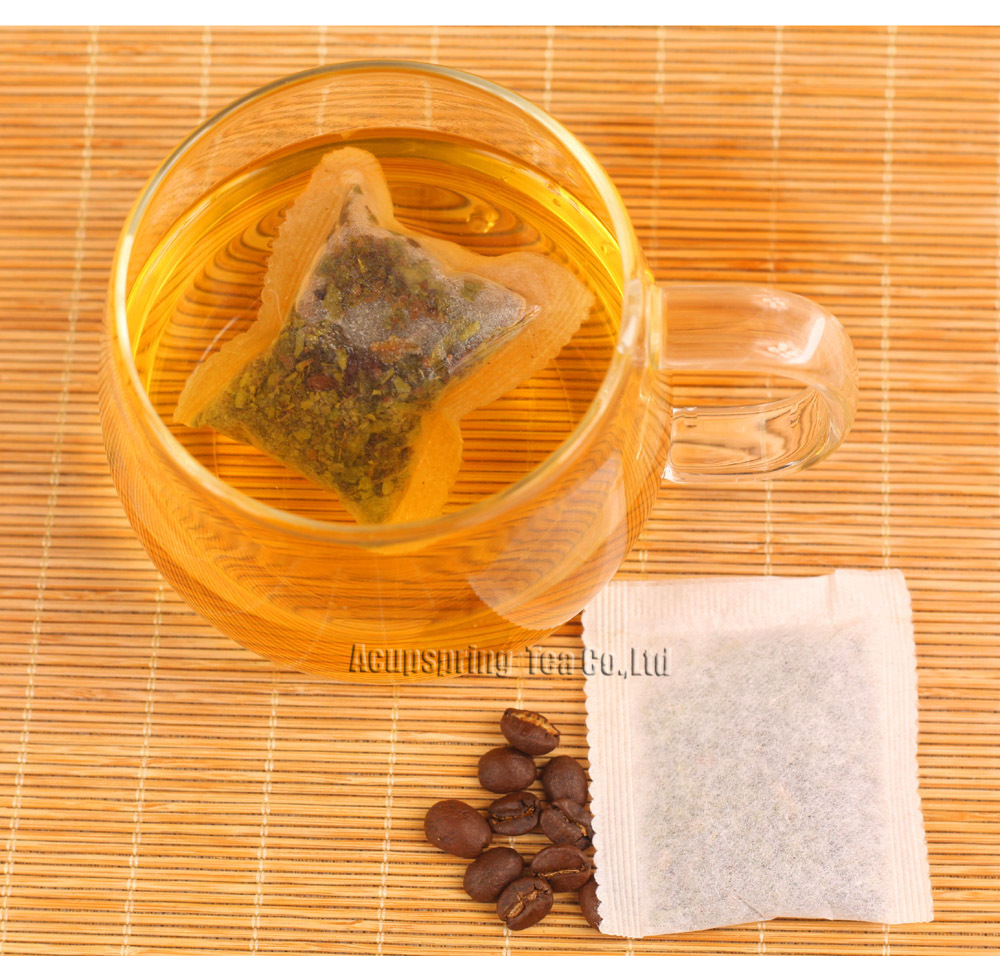 50pcs coffee Tieguanyin Teabag reduce weight 100 Natural herbal tea bag Fragrant Oolong Wu long slimming