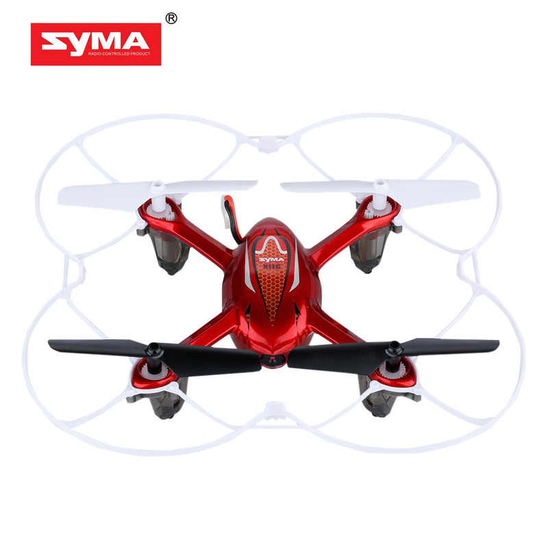 SYMA X11C mini drone with 2.0MP HD Camera 6 Axis quadcopter 4CH 2.4G rc helicopter dron(China (Mainland))