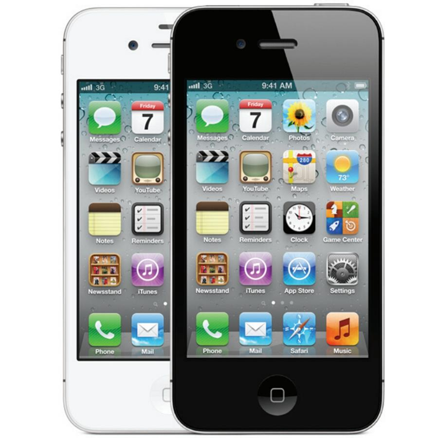 Factory Unlocked Original Apple iPhone 4S GPS WIFI 16GB 32GB Storage 3.5 inch Dual Core Mobile Phone(China (Mainland))
