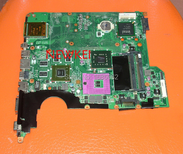 For HP DV5 intel pm45 laptop motherboard 482870-001 504641-001,100% Tested and guaranteed in good working condition!!(China (Mainland))