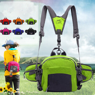 New Casual Unisex/Lovers Outdoor sports Waist Pack Multifunctional Travel Hiking Fanny Pack waist Belt zip pouch waterproof T015<br><br>Aliexpress