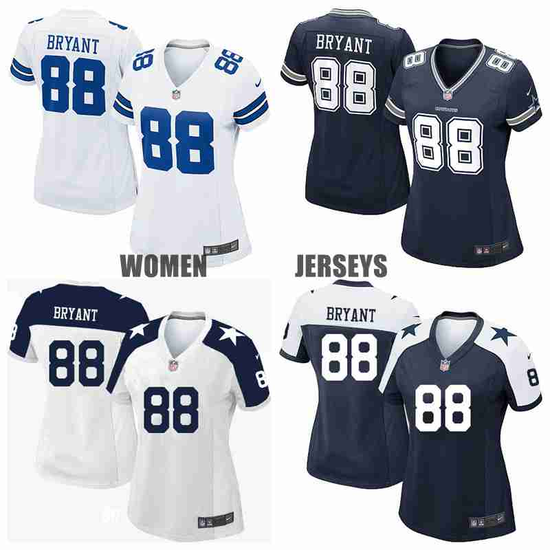 Stitiched,Dallas Cowboys #88 Dez Bryant for women,camouflage(China (Mainland))