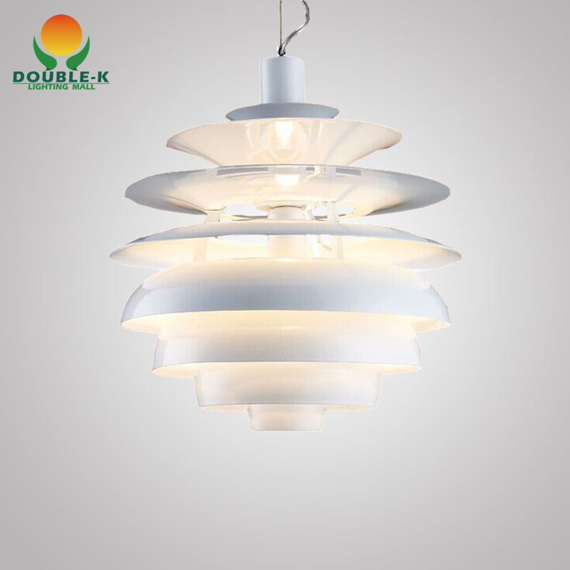 Nelson Saucer Pendant Lamp Modern Silk Pendant Lights Suspension Dining Room Lighting Fixture Free Shipping(China (Mainland))