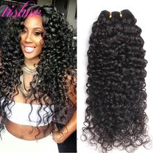Brazilian Hair Weave Bundles Kinky Curly Virgin Hair Curly Weave Human Hair Extensions Brazilian Deep Wave Curly Virgin Hair