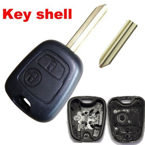 Special offer high quality  Citroen Elysee (Peugeot Partner) remote key shell 2 button sx9 (without logo)<br><br>Aliexpress