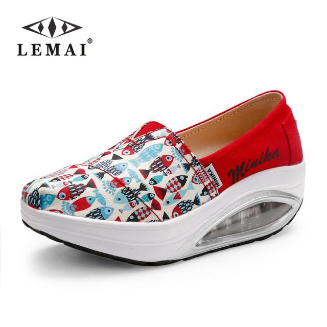 Высота Увеличение 2015 Летняя Обувь женщин вскользь клинья для Женщин Свинг Ботинки ...
