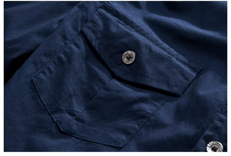 2015 Summer Aeronautica Militare Men Shirt US Army Green Slim Fit Shirts Long Sleeve Blue White Man Shirt Army Cotton Clothing
