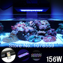 New Dimmable led aquarium light 156W smart dimming system similar sunrise and sunset light moonlight design Bridgelux Rayal(China (Mainland))