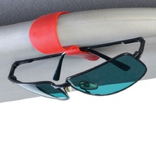 2Pcs/lot Eye Glasses Card Pen Holder Clip car styling car accessories Sun Visor Sunglasses for Car Auto Vehicle