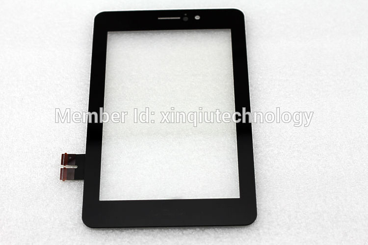 Original For ASUS Fonepad ME371 K004 Touch Screen With Digitizer Panel Black Color Free Shipping tracking code(China (Mainland))