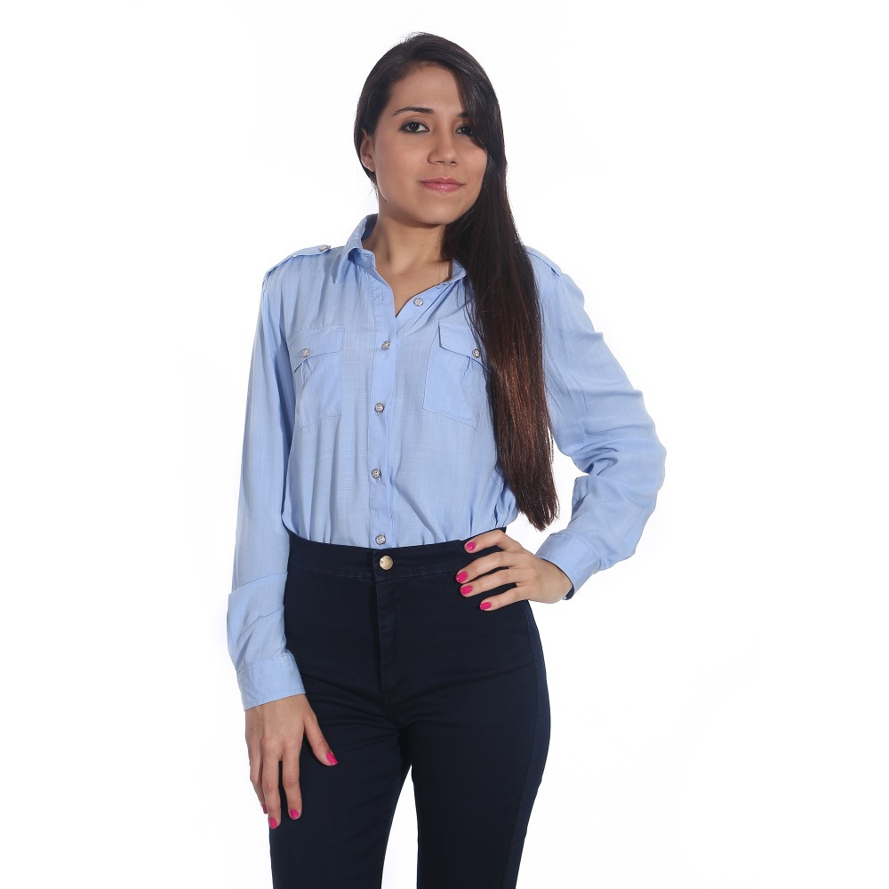 28 Popular Womens Blouse Collar Styles