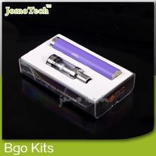 New ego one e cigarette Bgo Kits with 40W big power 2200 mah battery 5ml Bgo atomizer Electronic cigarette kits free shipping