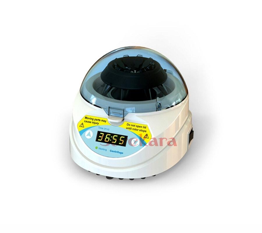Microcentrifuge Mini-10K mini centrifuge 10000RPM timer digital display 1pcs new<br><br>Aliexpress