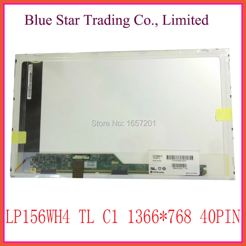 lp156wh2 For Lenovo G500 G510 G550 G555 G560 G570 G575 G580 G585 B560 Laptop LED LCD Screen LP156WH4 TL A1/N1(China (Mainland))