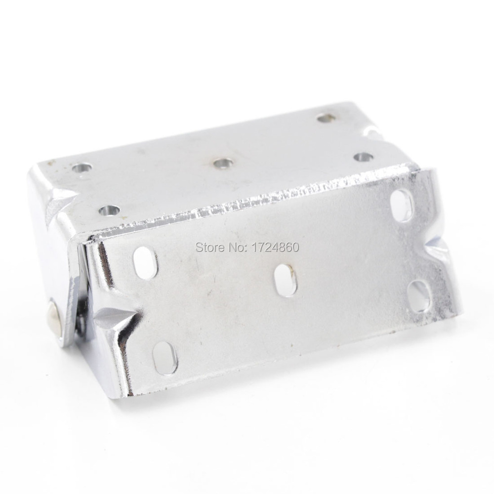 2.5 Inch Nonslip Pull Metal Oven Hinge Silver Tone Mechanical Equipment Hinge Door Butt(China (Mainland))