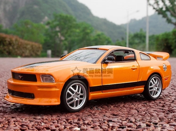 Violence blocks FORD mustang GT500 alloy car models Diecasts 1:32 1:64 1:18(China (Mainland))