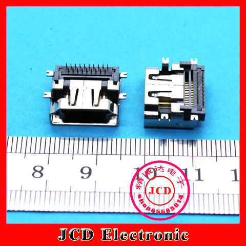 Laptop HDMI Jack HD Connector for HP Lenovo Sony Toshiba Asus Sink type(China (Mainland))