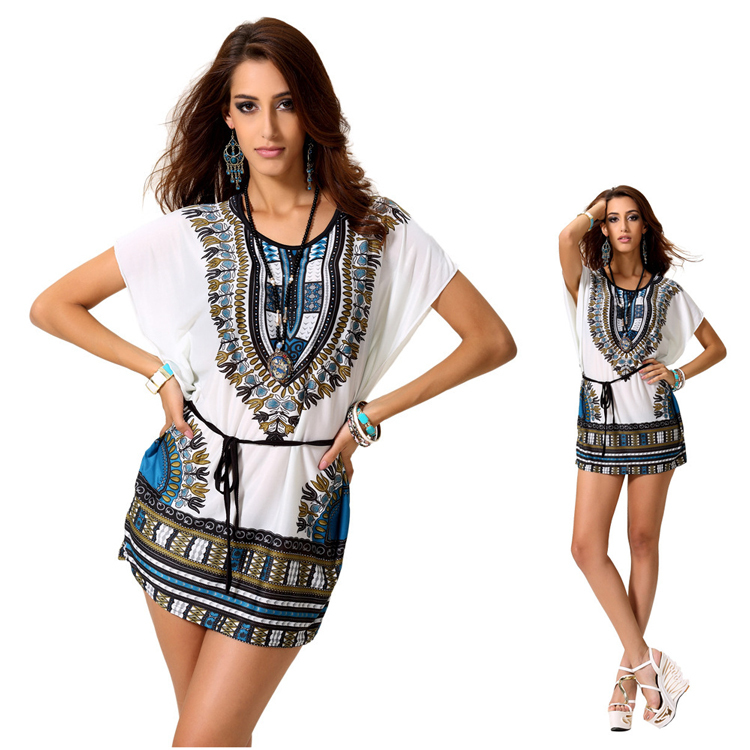 2015 4 color style new african fashion design dashiki dress african